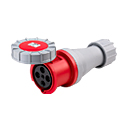 Industrial Connectors 125A 3P+E IP67 6H HTN2441